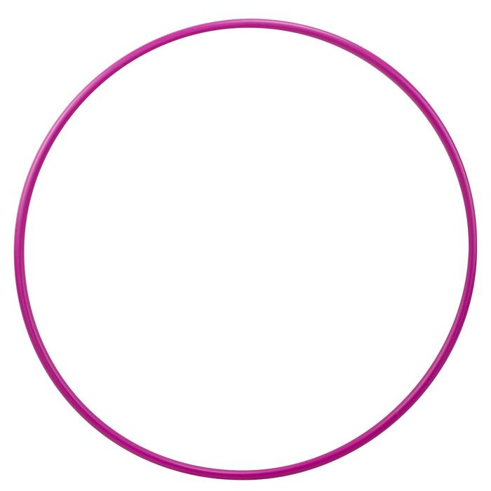 Gymnastikreifen 75cm violett