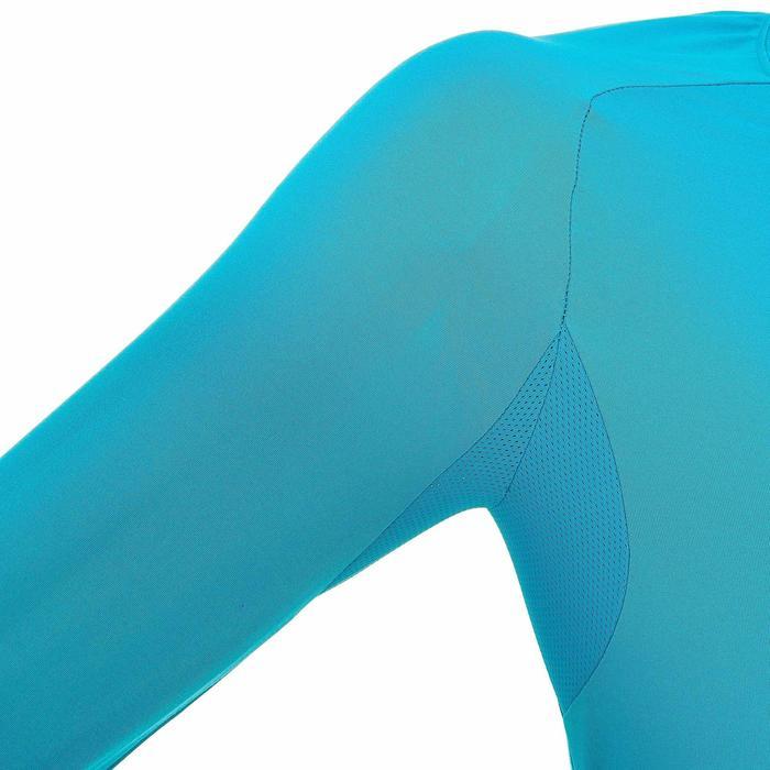 Tee-Shirt manches longues randonnée Techfresh 50 femme - 51047