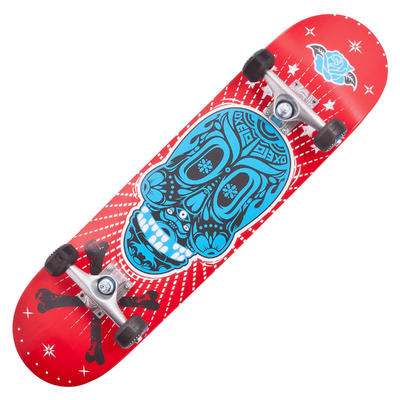 Skateboard MID 5 PLANCHA rouge