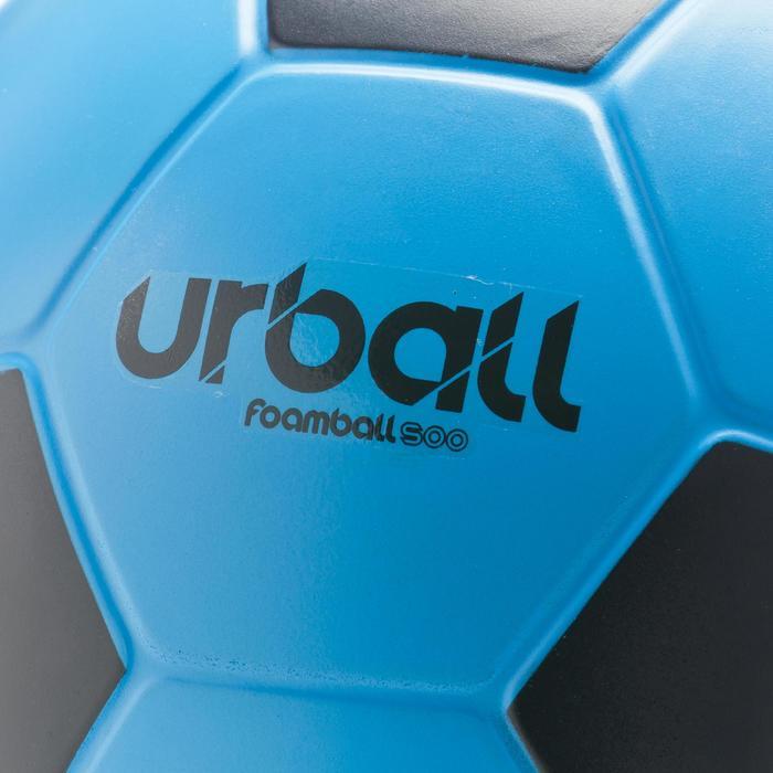 Ballon football mousse Wizzy taille 4 - 512314