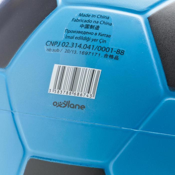 Ballon football mousse Wizzy taille 4 - 512315