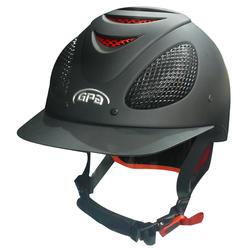 Helm GPA Speedair Evo+ zwart