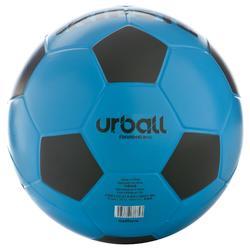 Fußball Wizzy aus gepresstem Schaumstoff Gr. 4 grün