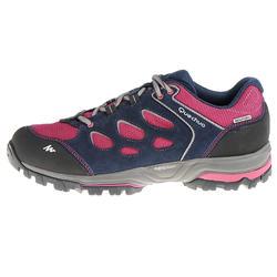 Waterdichte wandelschoenen voor dames Forclaz Flex 3 - 514301
