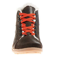 Arpenaz 500 Mid Warm Men's Hiking Boots - Brown