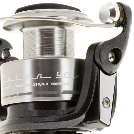 Axion 40 FD Fishing Reel