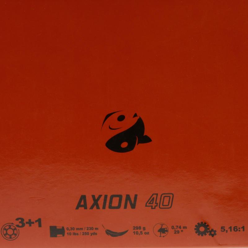 Carrete de pesca Axion 40 FD