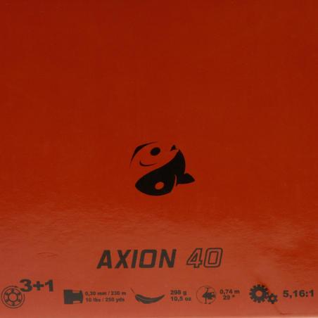 Moulinet de pêche Axion 40 FD
