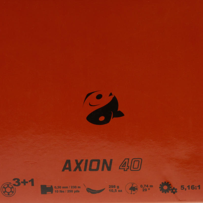 Moulinet pêche Axion 40 FD