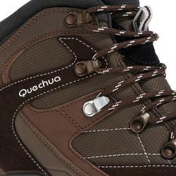 Waterdichte trekkingschoenen voor heren Quechua Forclaz 100 high - 514745