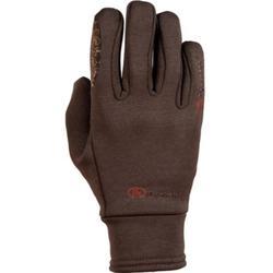 Warme rijhandschoenen Warwick Polartec voor volwassenen bruin