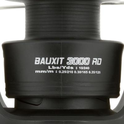 Легка котушка BAUXIT 3000 RD для кастингової риболовлі