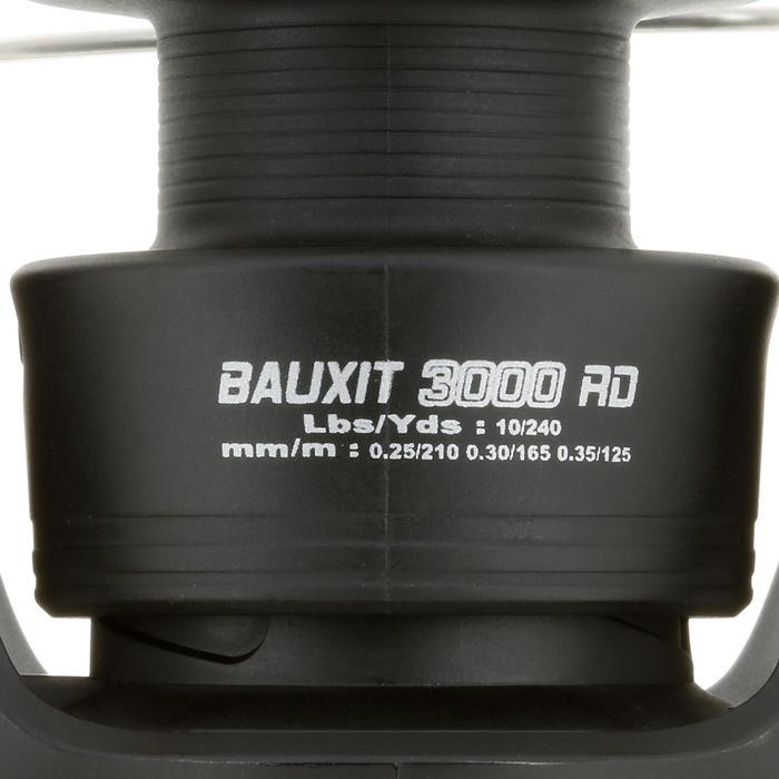 Angelrolle Bauxit 3000 RD, leichtes Wurfangeln