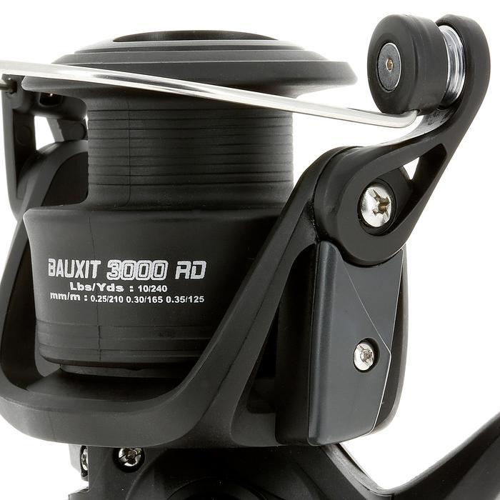 Moulinet light pêche au lancer BAUXIT 3000 RD - 51553