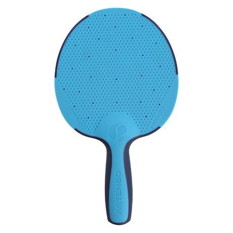 Raquette ping pong fr 620 bleu tennis de table artengo - Raquette de tennis de table decathlon ...