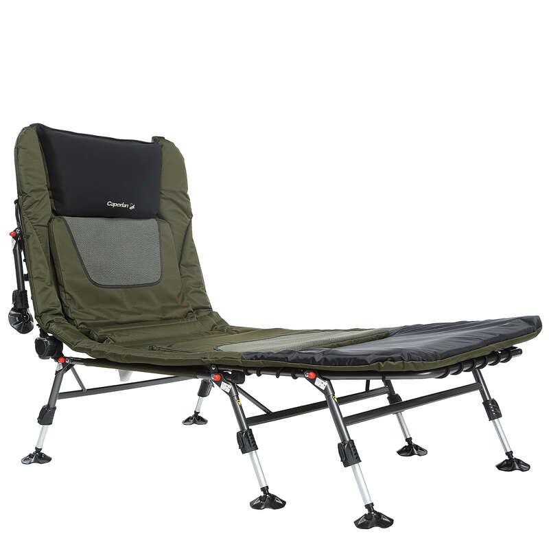 CARP CAMP SHELTERS Fishing - Wildtrack Bedchair CAPERLAN - Carp Fishing