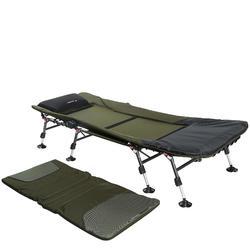 Bedchair pêche de la carpe WILDTRACK