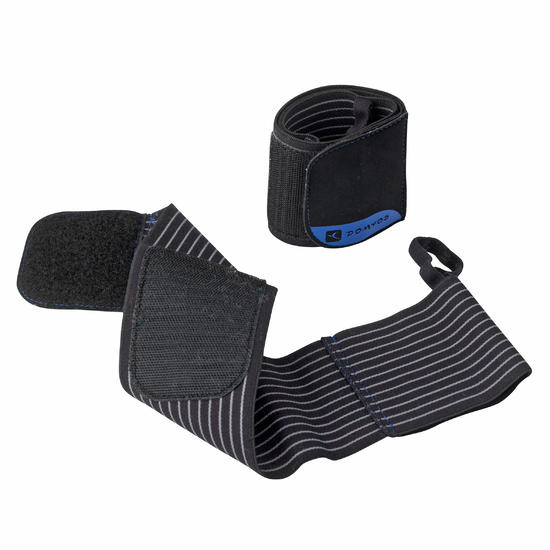 Polsbandjes voor krachttraining met klittenbandsluiting - 516310