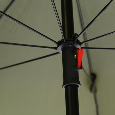 بنطلون رياضي Tights100 مُضلع لركوب الدراجات - أسود