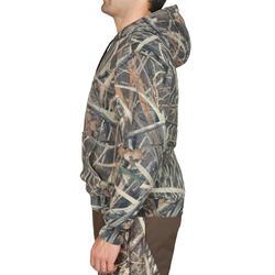 Jachtsweater Sibir 300 camouflage moeras - 518351