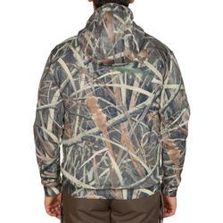 Jachtsweater Sibir 300 camouflage moeras - 518352