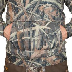 Jachtsweater Sibir 300 camouflage moeras - 518355