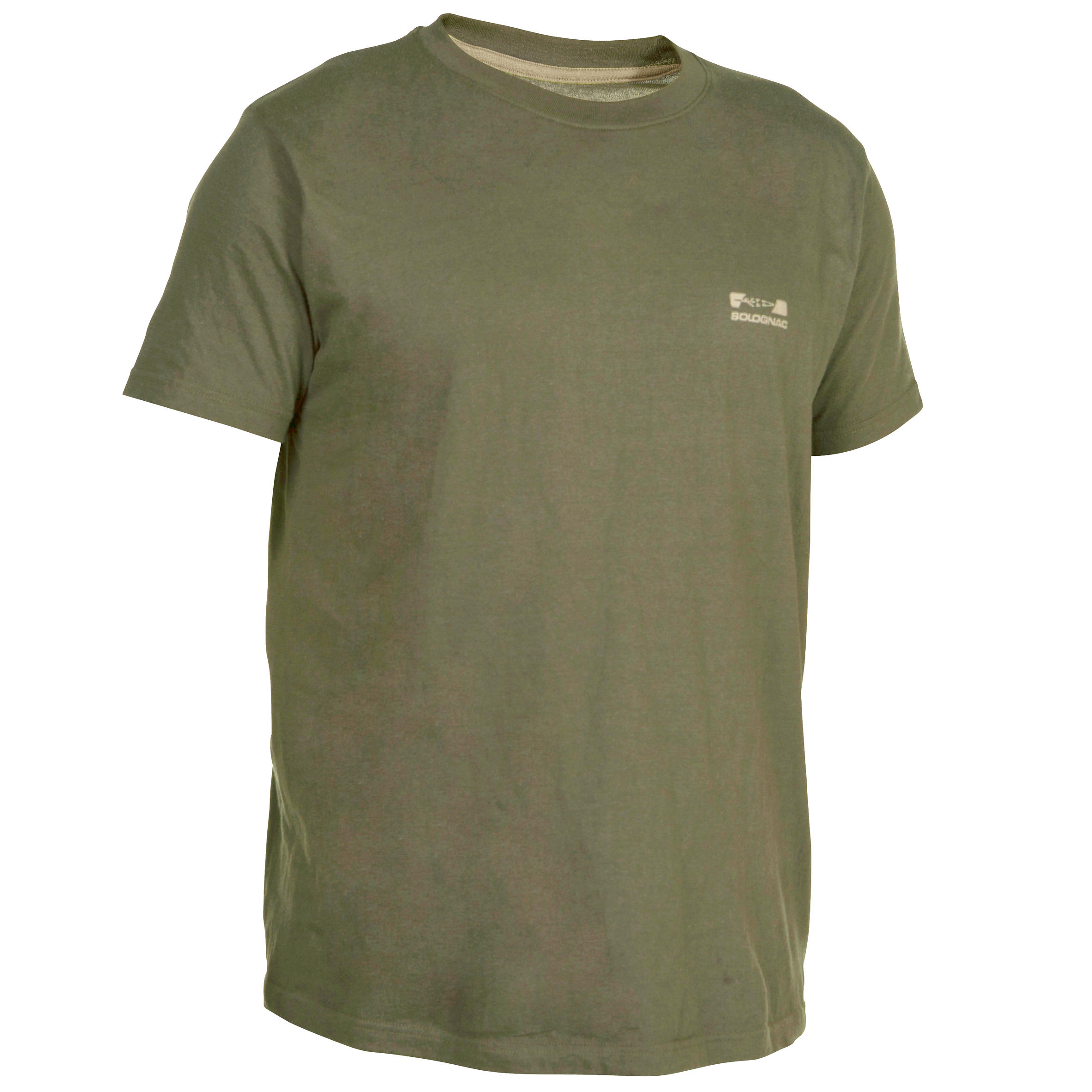 Solognac T-shirt Steppe 100 met korte mouwen