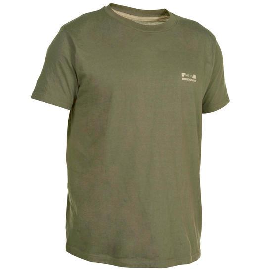 T-shirt Steppe 100 met korte mouwen - 519140