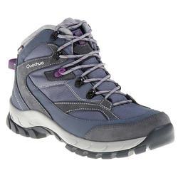 Waterdichte wandelschoenen voor dames Quechua Forclaz 100 high - 519439