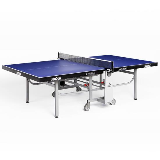 Tafeltennistafel indoor Rollomat ITTF blauw - 520500