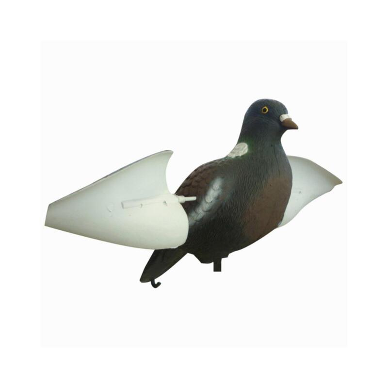 Formă porumbel aripi rotative