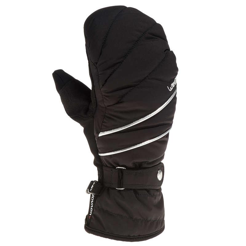 Rękawice narty/snowboard dla dzieci Narty i snowboard - Rękawice narciarskie dla dzieci DREAM HEAT WED'ZE - Sporty zimowe