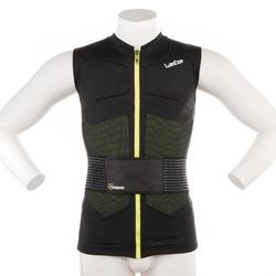 Defense Jacket Adult Snowboarding and Skiing Protective Gilet black