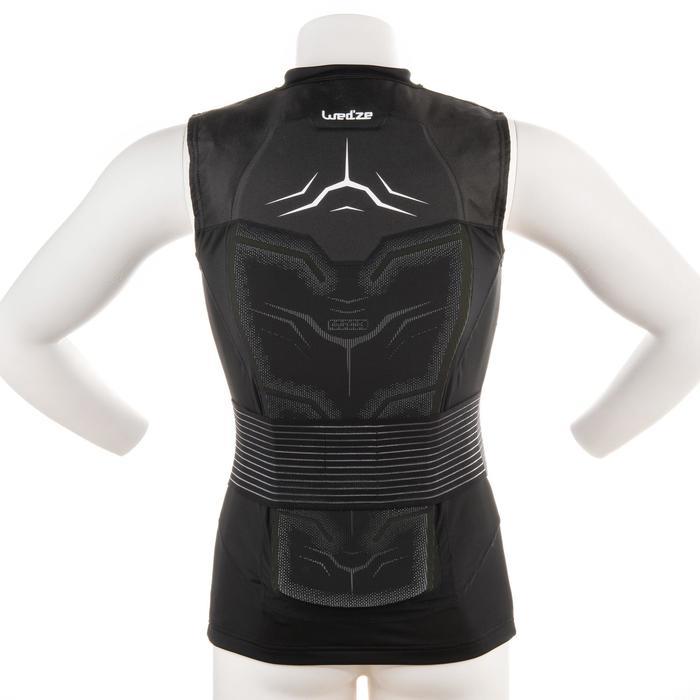 Adult Ski and Snowboard Protection Defense jacket - black