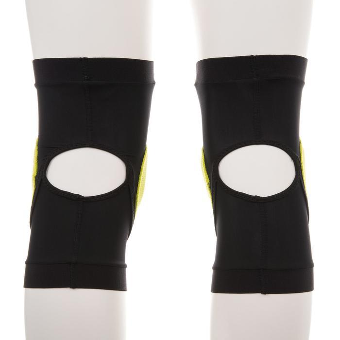 Kniebeschermer voor snowboarden voor volwassenen Defense Knee zwart