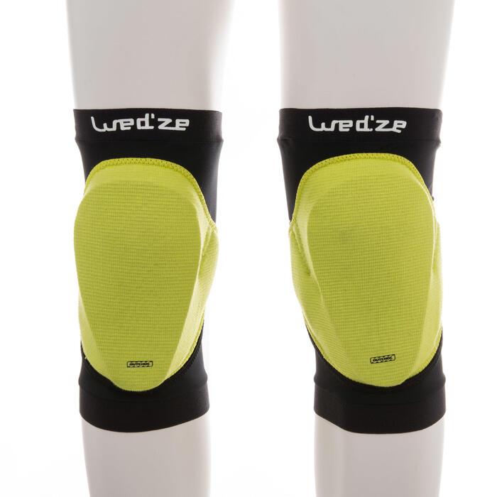 Protection genoux de snowboard adulte Defence knee noir - 521184