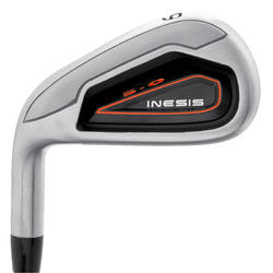 Iron per stuk golfclub heren 5.0 grafiet linkshandig