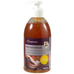 2-in-1 zeep voor paardrijleer Pro'Leather Gel 500 ml