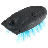 Cepillo para casco equitación SCHOOLING azul