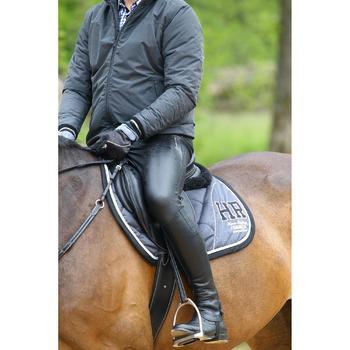 Pantalon chaud et imperméable équitation homme KIPWARM - 525138