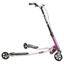 Fun-Scooter Trywill mit 3 Rollen rosa