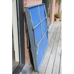 Tafeltennistafel Outdoor FT720 blauw - 525317