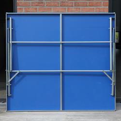 Tafeltennistafel Outdoor FT720 blauw - 525318