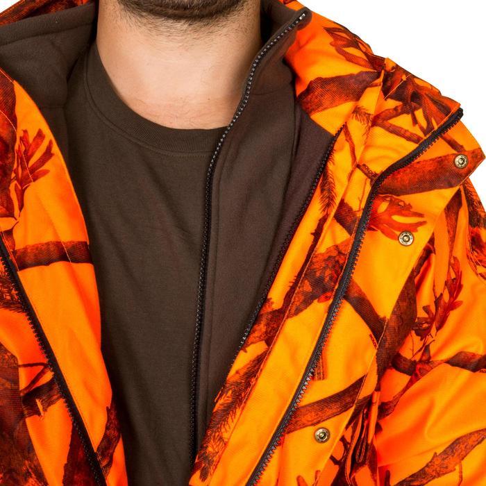 Jagdjacke Sibir 300 Camouflage orange