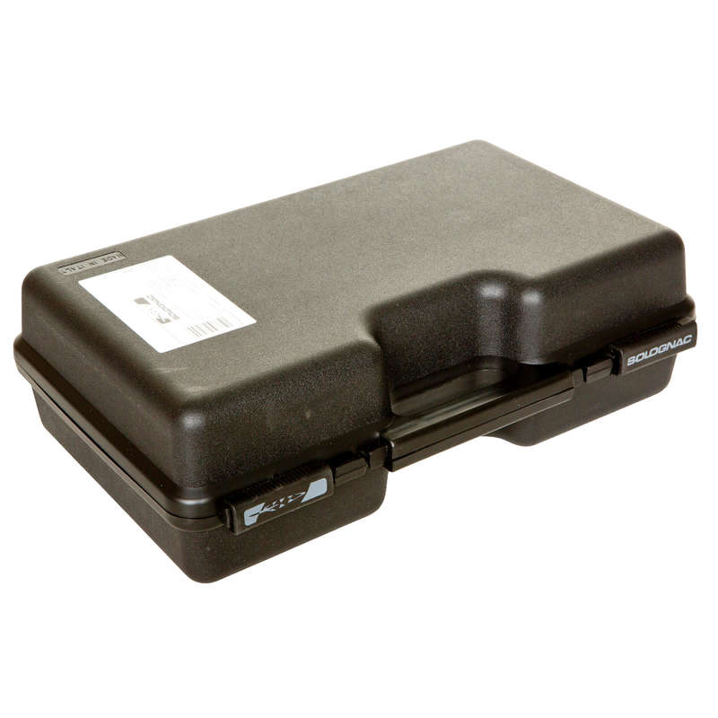 SMALL GAME SHOTGUN/AMMO TRANSPORT Shooting and Hunting - CASE FOR 200 CARTRIDGES SOLOGNAC - Hunting and Shooting Accessories