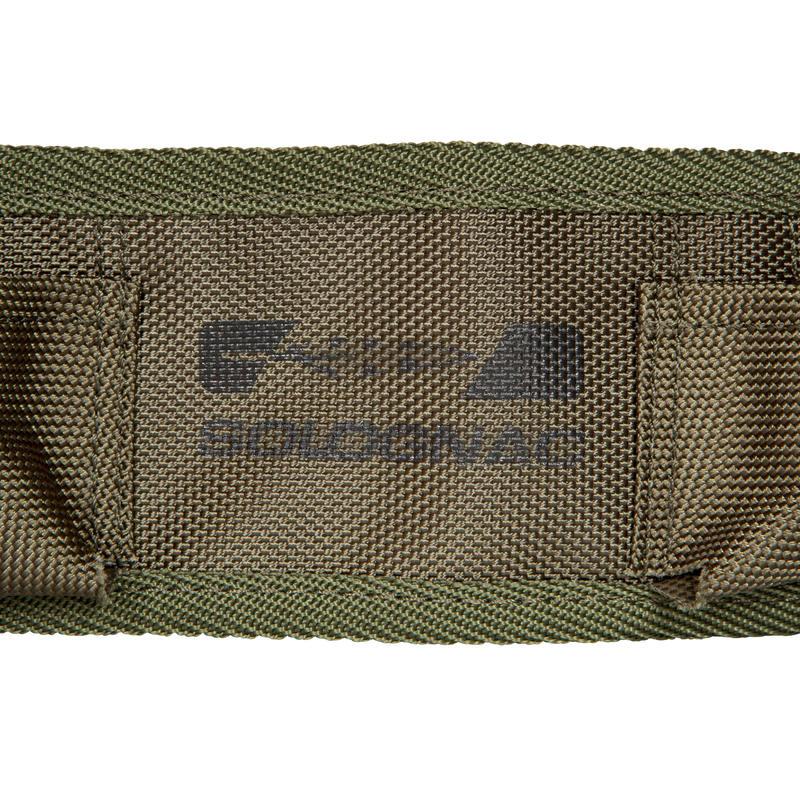 12 gauge fabric hunting cartridge belt
