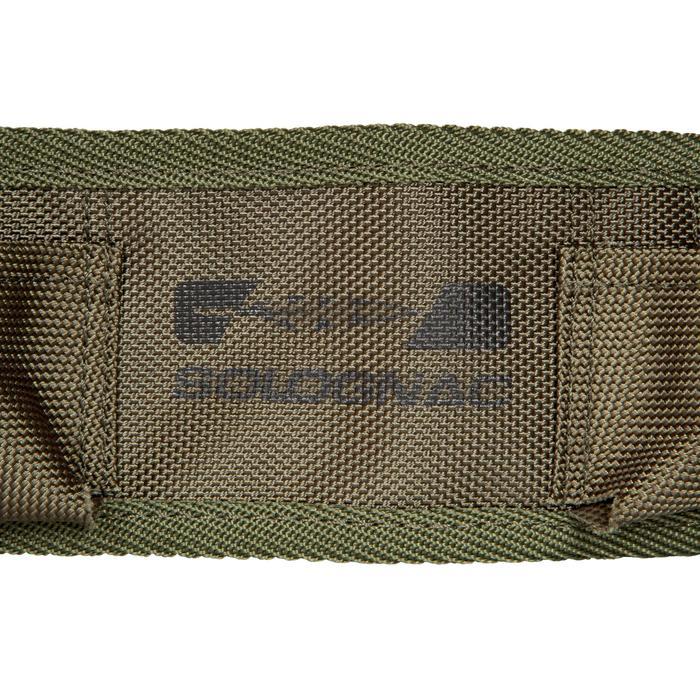 Cartouchière chasse tissu calibre 12 - 525937