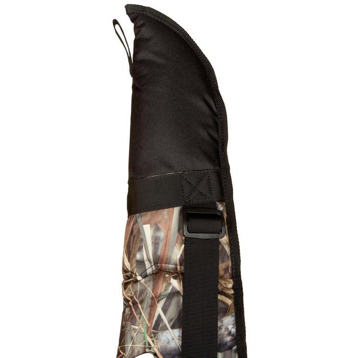 Funda escopeta camuflaje marisma 150 cm