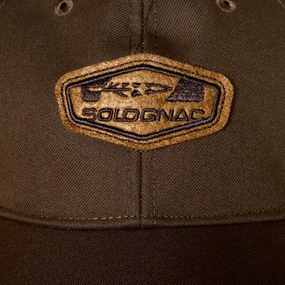 LED Hunting CAP BROWN