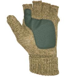 Handschoenen zonder vingers Taiga 100 wol - 525976